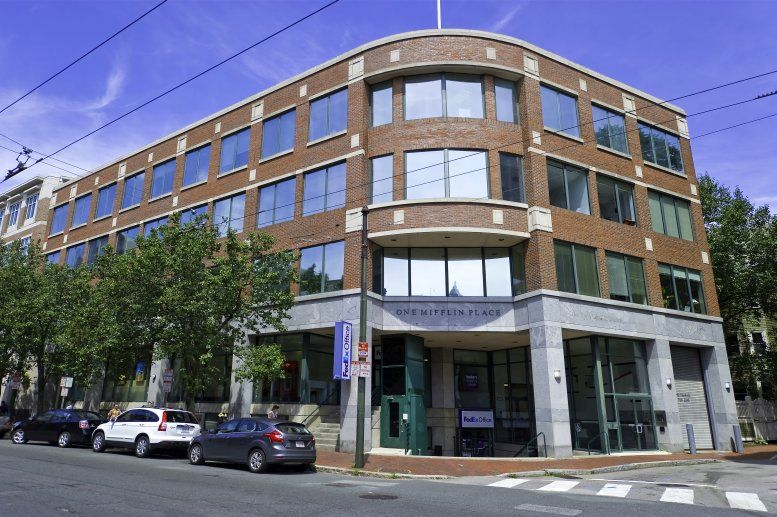 One Mifflin Place, 119 Mount Auburn St, Harvard Square Office Space - Cambridge