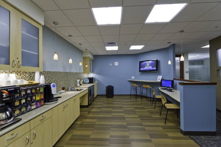 This is a photo of the office space available to rent on 825 Watters Creek Blvd