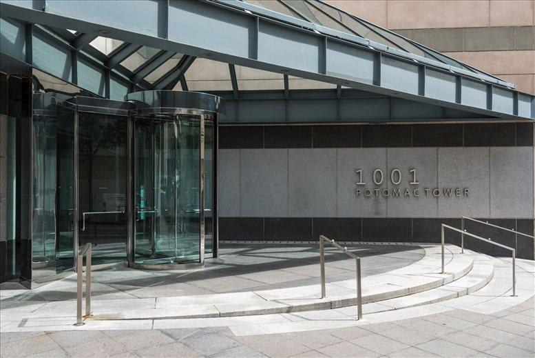 Photo of Office Space available to rent on 1001 N. 19th Street, Rosslyn, Arlington