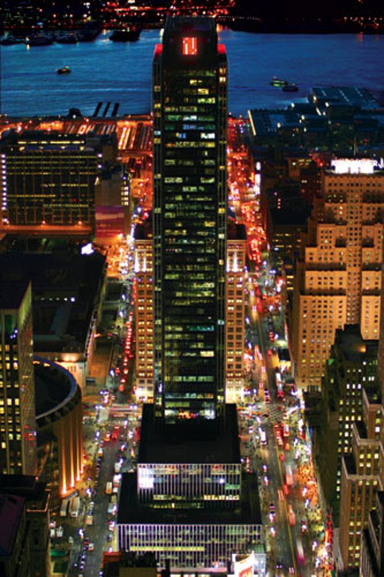 One Penn Plaza, Midtown South, Manhattan Office Space - NYC