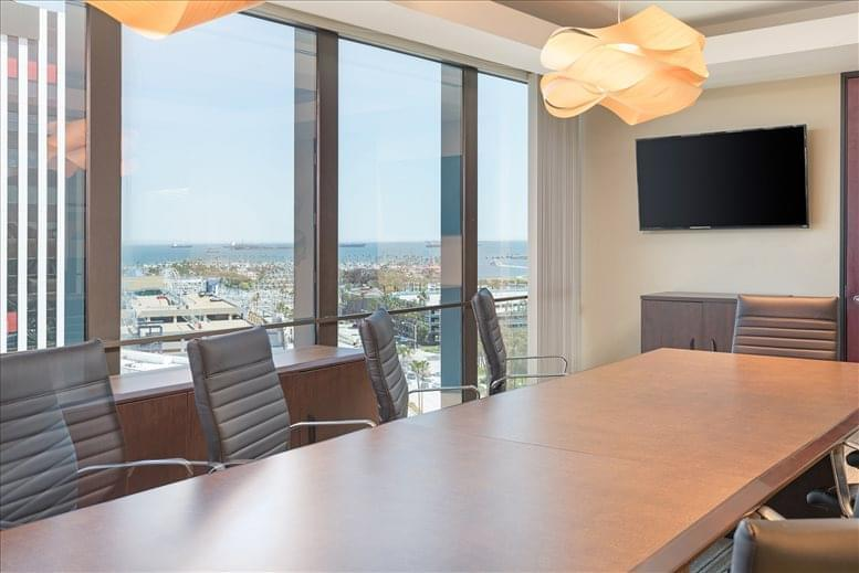 Office for Rent on Legacy Oceangate Tower, 100 Oceangate, Downtown Long Beach