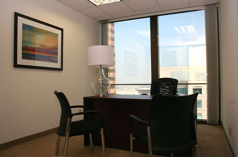 This is a photo of the office space available to rent on Legacy Oceangate Tower, 100 Oceangate, Downtown