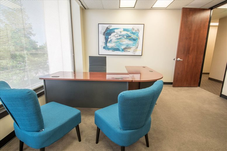 This is a photo of the office space available to rent on 6060 N Central Expy