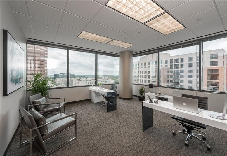 Photo of Office Space available to rent on Six Sixty At The Crossing, 6060 N Central Expy, Dallas