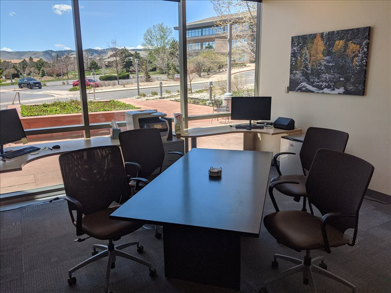 Picture of Office Evolution, 14143 Denver W Pkwy, Golden Office Space available in Lakewood