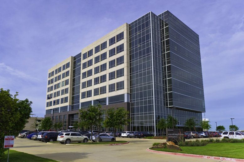 6860 N Dallas Pkwy Office Space - Plano