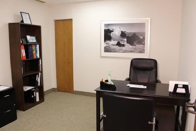 This is a photo of the office space available to rent on Gemini Towers, 1991 Crocker Rd, Westlake