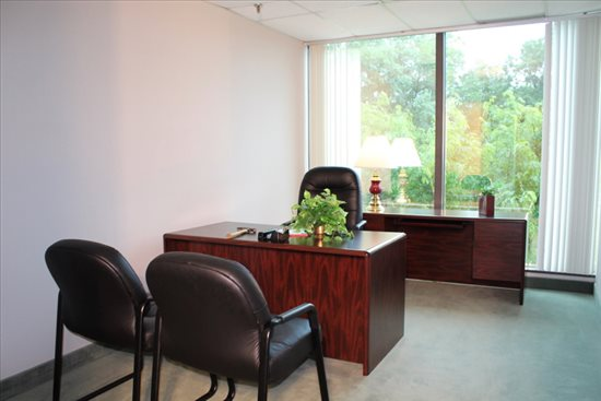This is a photo of the office space available to rent on One Independence Place, 4807 Rockside Rd, Independence