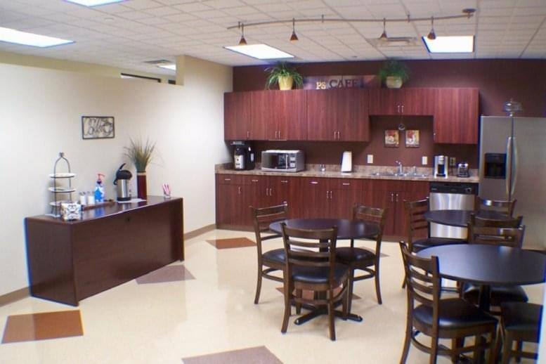 This is a photo of the office space available to rent on 655 Metro Place South, Suite 600