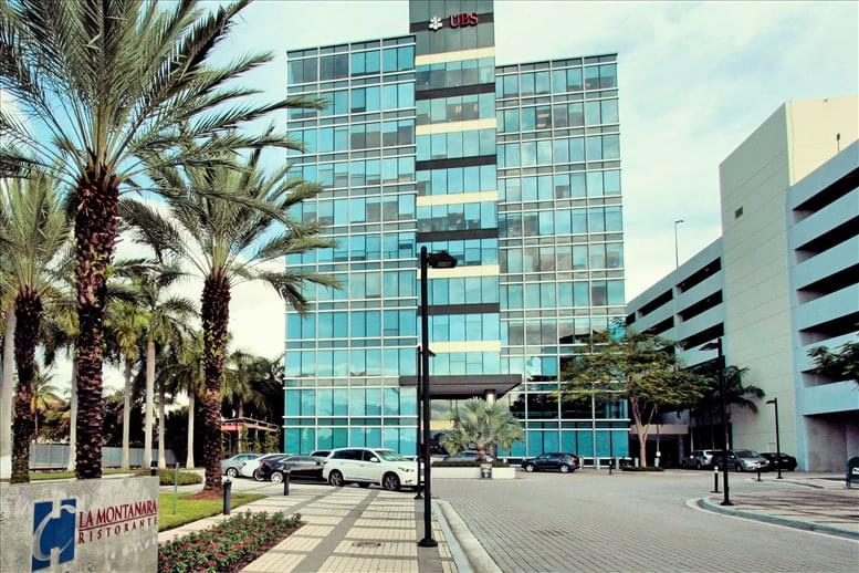 18851 NE 29th Ave Office Space - Aventura
