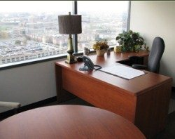 Photo of Office Space on 101 West Ohio St, Mile Square, Downtown Indianapolis