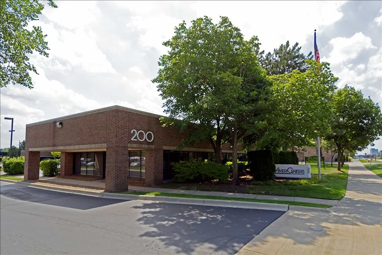 200 East Big Beaver Road available for companies in Troy