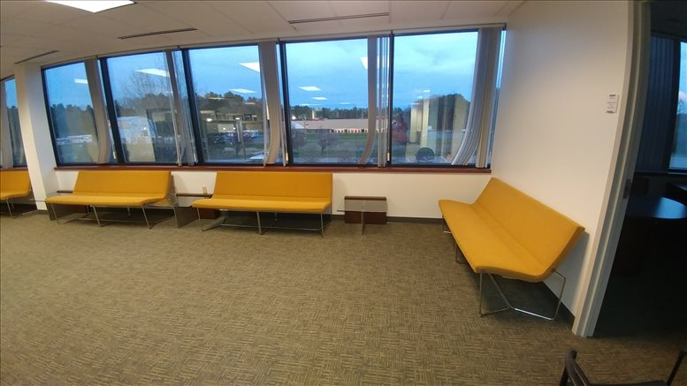 This is a photo of the office space available to rent on 241 Boston Post Road West
