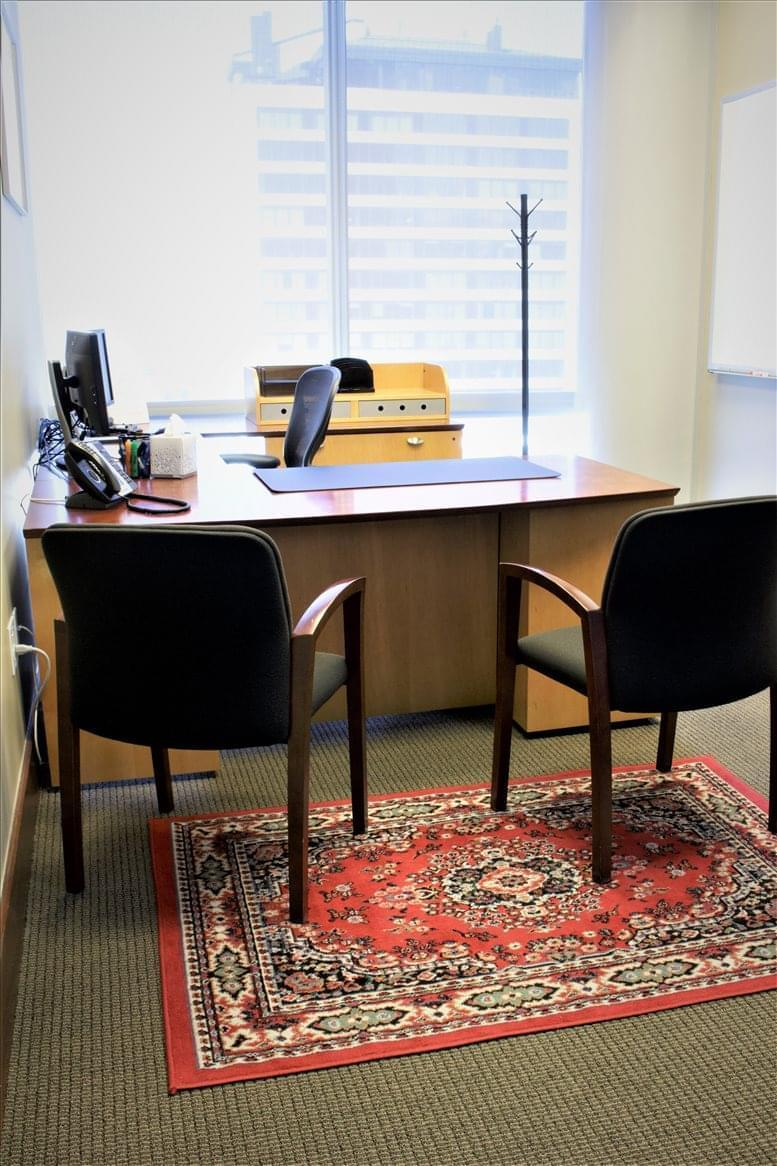 This is a photo of the office space available to rent on Wells Fargo Center, 299 South Main Street, Central City