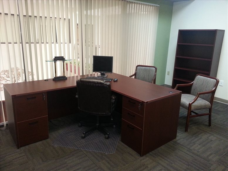 This is a photo of the office space available to rent on ICOT Center Business Park, 13575 58th St N