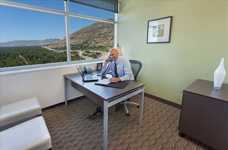 2825 East Cottonwood Parkway, Suite 500 Office for Rent in Salt Lake City