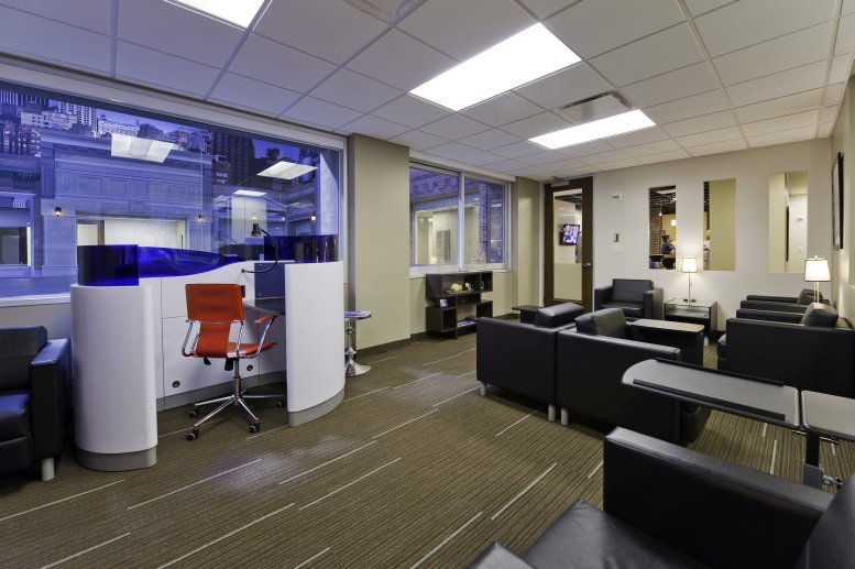 This is a photo of the office space available to rent on Paramount Building, 1501 Broadway, 12th Fl, Times Square, Theater District, Midtown West, Manhattan