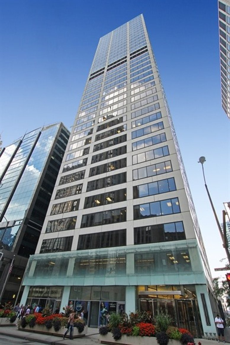 444 N Michigan Ave, Magnificent Mile Office Space - Chicago