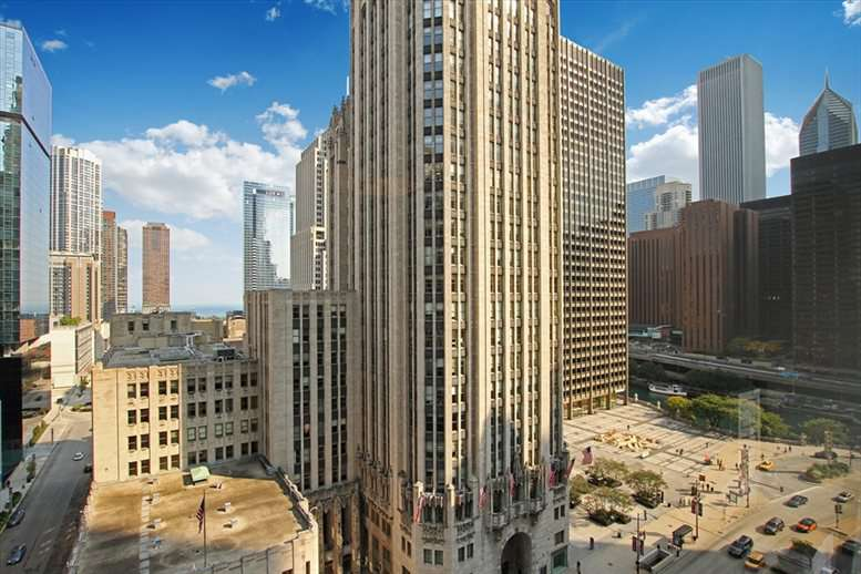 444 N Michigan Ave, Magnificent Mile Office for Rent in Chicago