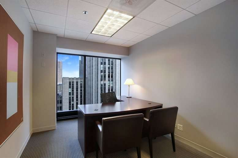 Office for Rent on 444 N Michigan Ave, Magnificent Mile, Near North Side Chicago