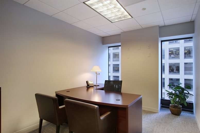 This is a photo of the office space available to rent on 444 N Michigan Ave, Magnificent Mile, Near North Side
