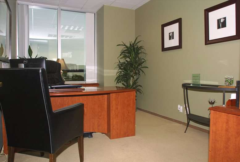 This is a photo of the office space available to rent on 3780 Kilroy Airport Way, Suite 200