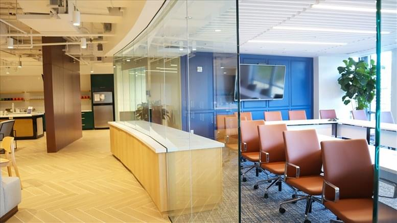 This is a photo of the office space available to rent on Friendship Heights Tower, 5425 Wisconsin Ave, Friendship Heights