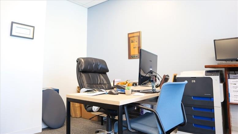 Picture of Friendship Heights Tower, 5425 Wisconsin Ave, Friendship Heights Office Space available in Chevy Chase