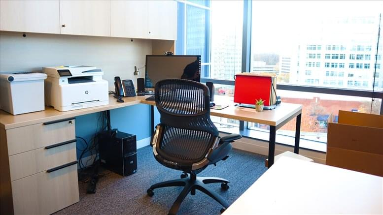 Office for Rent on Friendship Heights Tower, 5425 Wisconsin Ave, Friendship Heights Chevy Chase