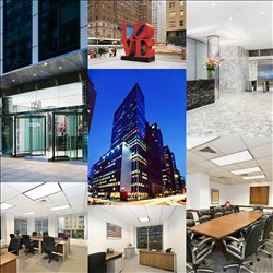 Office for Rent on 1350 6th Ave, Plaza District, Midtown West Manhattan