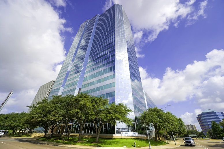 Phoenix Tower, Greenway Plaza, 33rd Fl, 3200 Southwest Fwy Office Space - Houston