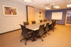 This is a photo of the office space available to rent on 445 Broad Hollow Road, Suite 25