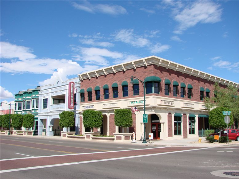 Heritage Court available for companies in Gilbert