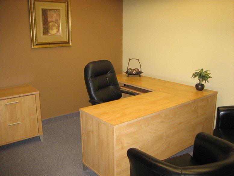 This is a photo of the office space available to rent on Heritage Court, 207 N Gilbert Rd