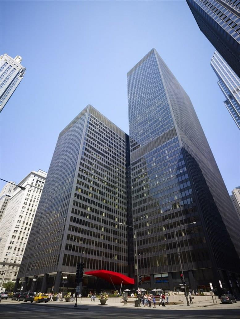 500 N Michigan Ave, Suite 600 Office Space - Chicago