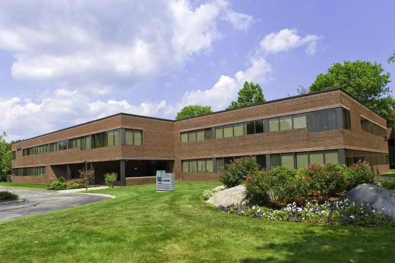 15 New England Executive Park available for companies in Burlington