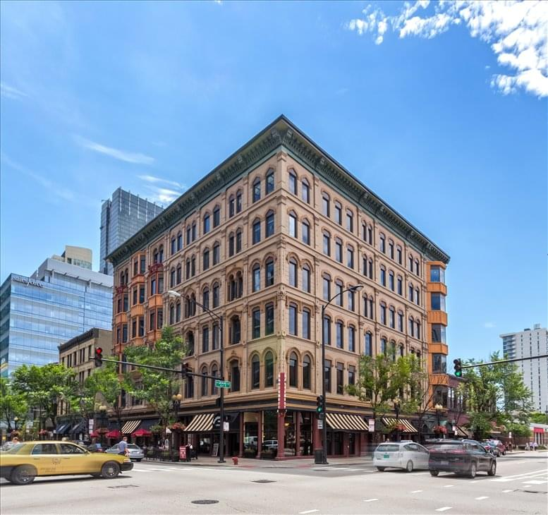 101 W Grand Ave, River North Office Space - Chicago