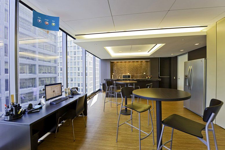 This is a photo of the office space available to rent on 22 W Washington St, 15th Fl, Downtown