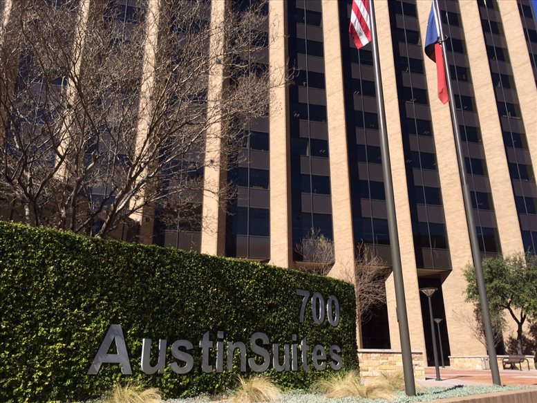 700 Lavaca St, 14th Fl Office Space - Austin