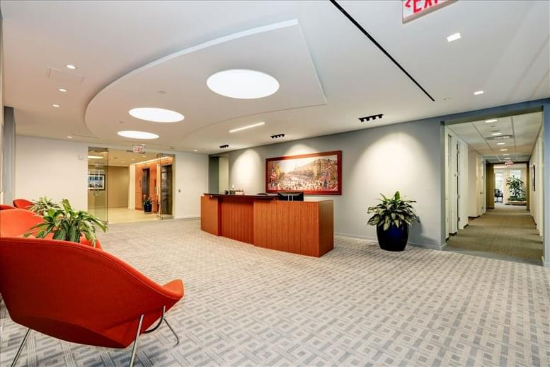 Willard Office Building available for companies in Washington DC