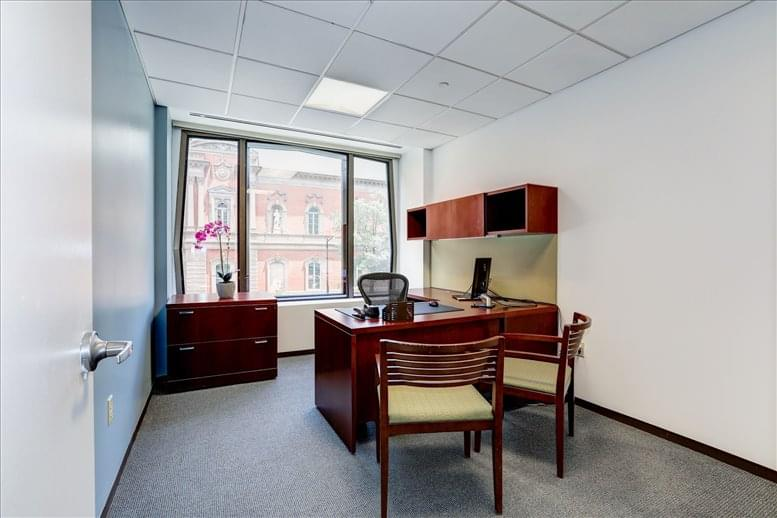 Office for Rent on Willard Office Building, 1455 Pennsylvania Ave NW Washington DC
