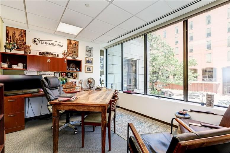 Photo of Office Space available to rent on Willard Office Building, 1455 Pennsylvania Ave NW, Washington DC