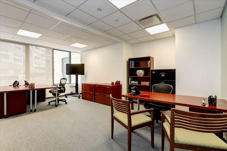 This is a photo of the office space available to rent on Willard Office Building, 1455 Pennsylvania Ave NW