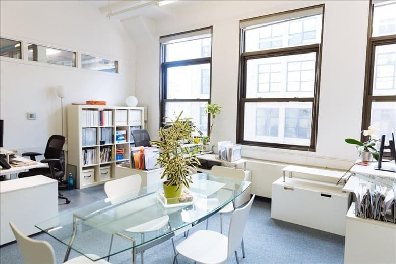 131 Varick St, SoHo, Downtown, Manhattan Office Space - NYC