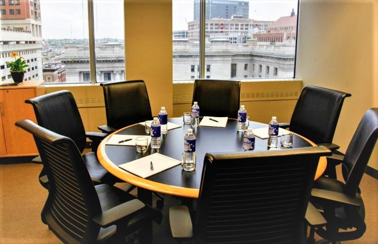 FNB Building, 300 E. Lombard Street, Downtown Office for Rent in Baltimore
