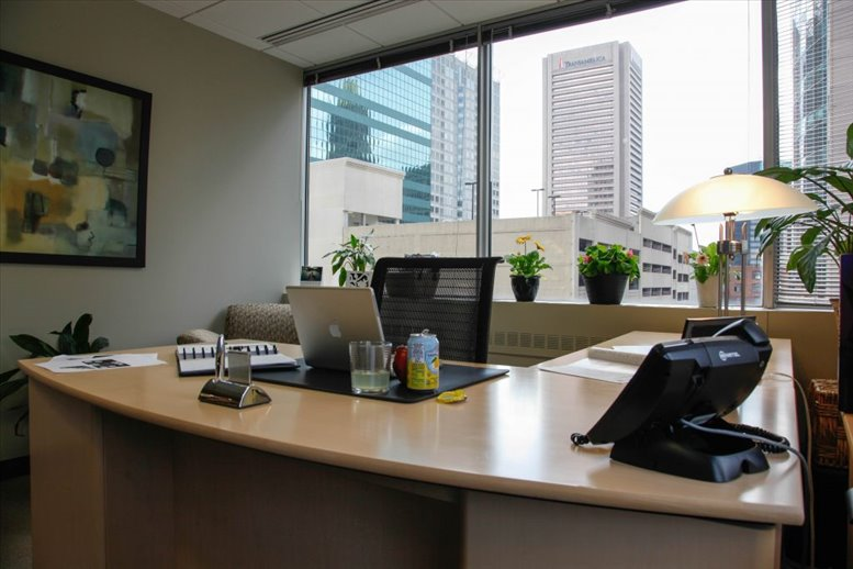 Office for Rent on FNB Building, 300 E. Lombard Street, Downtown Baltimore