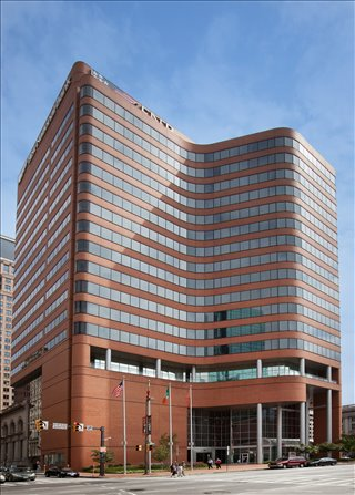 Photo of Office Space on FNB Building, 300 E Lombard St, Downtown Baltimore