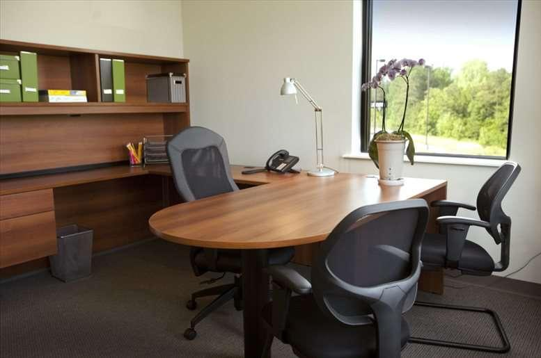 Photo of Office Space available to rent on 8801 Fast Park Drive, Suite 301, Raleigh
