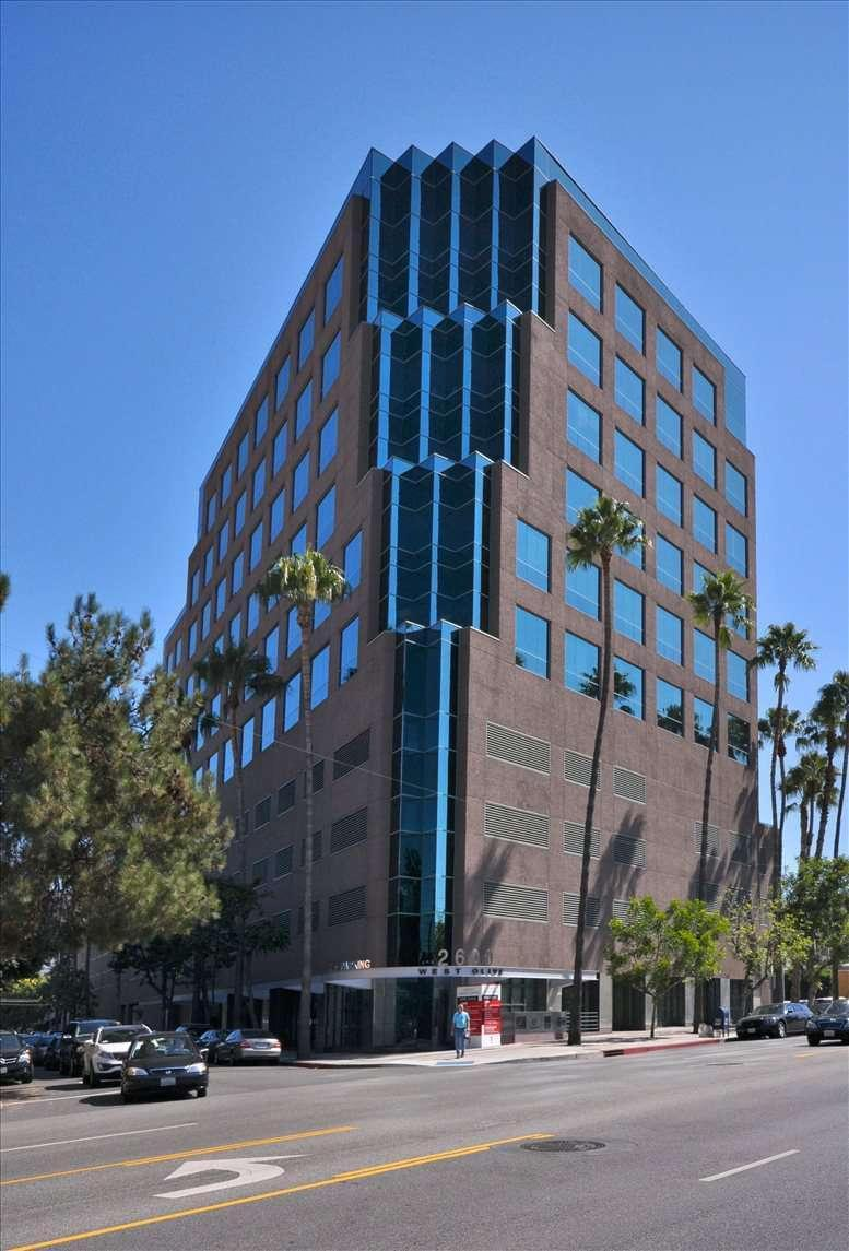 2600 W Olive Ave available for companies in Burbank