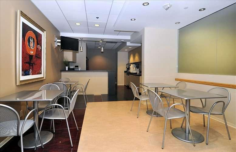 This is a photo of the office space available to rent on 2600 West Olive Avenue, 5th Floor